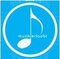 musik erlaubt